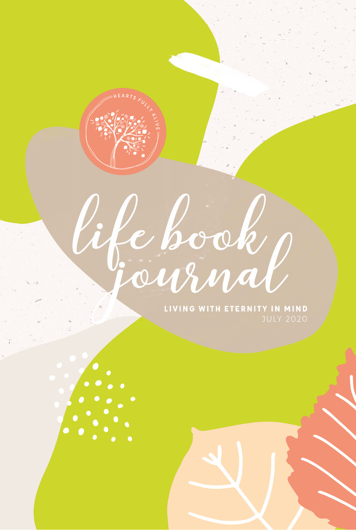 July Life Book Journal
