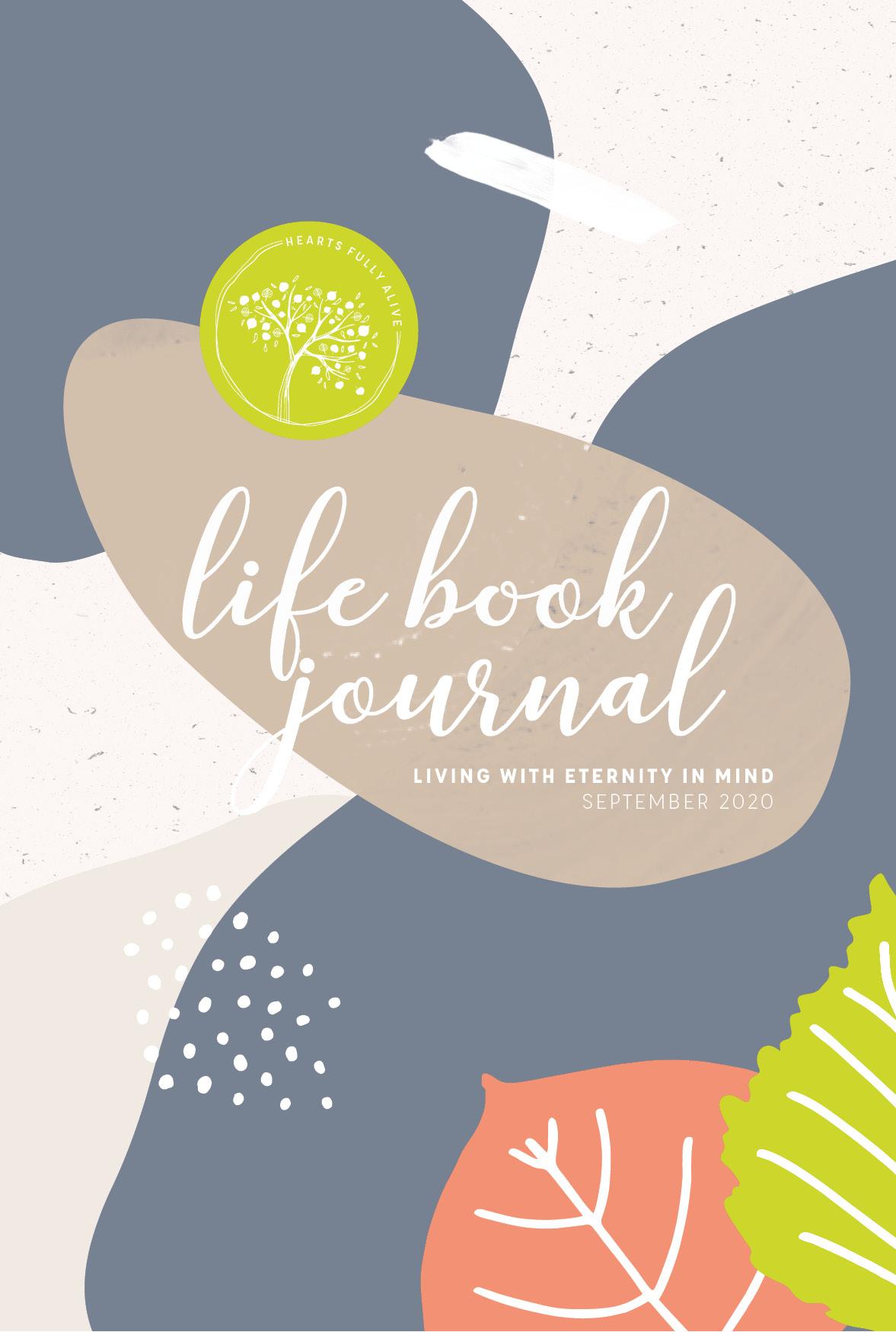 September Life Book Journal